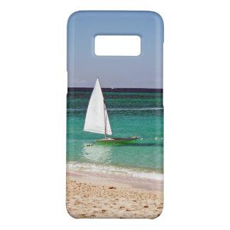 Capa Case-Mate Samsung Galaxy S8 Barco de vela pela praia
