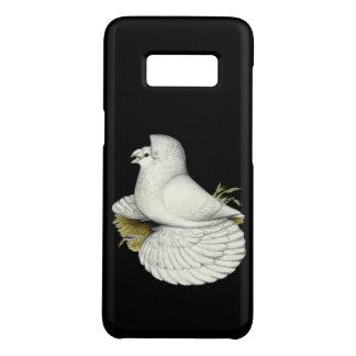 Capa Case-Mate Samsung Galaxy S8 Branco do pombo da trompetista