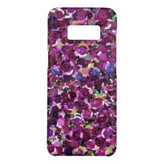 Capa Case-Mate Samsung Galaxy S8 Brilho fotográfico cor-de-rosa da faísca dos