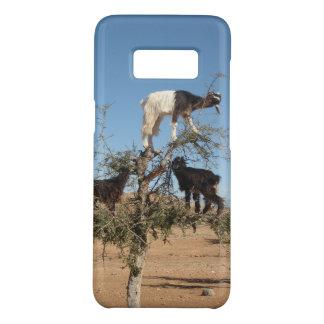 Capa Case-Mate Samsung Galaxy S8 Cabras engraçadas em uma árvore