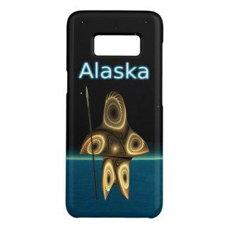 Capa Case-Mate Samsung Galaxy S8 Caçador do Inuit do Fractal - Alaska