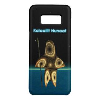 Capa Case-Mate Samsung Galaxy S8 Caçador do Inuit do Fractal - Greenland