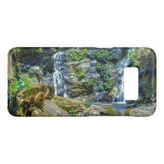Capa Case-Mate Samsung Galaxy S8 Cachoeira da floresta húmida