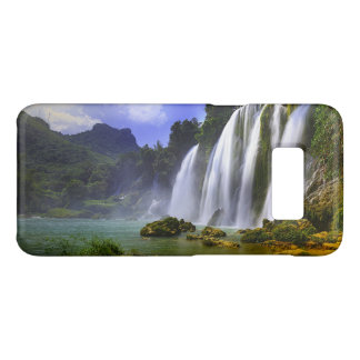 Capa Case-Mate Samsung Galaxy S8 Cachoeira tropical da floresta húmida de Amazon