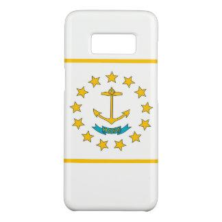 Capa Case-Mate Samsung Galaxy S8 Caixa com Rhode - bandeira da galáxia S8 de