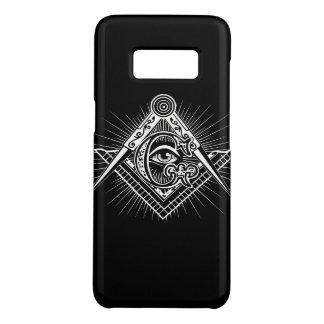 Capa Case-Mate Samsung Galaxy S8 Caixa da galáxia de Samsung do símbolo do