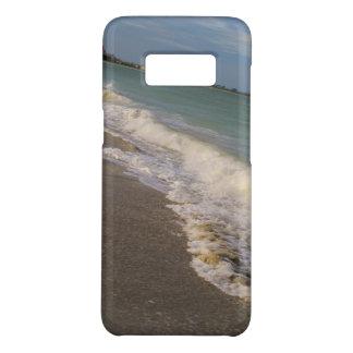 Capa Case-Mate Samsung Galaxy S8 Caixa da galáxia S5 de Samsung do tempo da praia