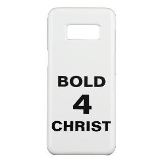 """Capa Case-Mate Samsung Galaxy S8 Caixa da galáxia S8 de """"Bold4Christ"""" Samsung"""