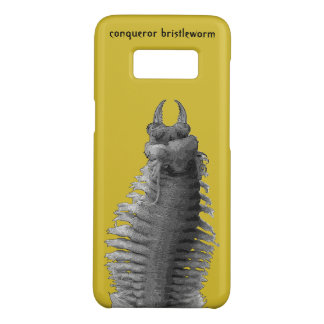 Capa Case-Mate Samsung Galaxy S8 Caixa da galáxia S8 de Bristleworm do conquistador