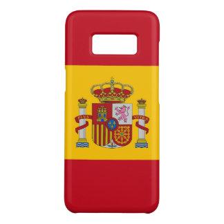 Capa Case-Mate Samsung Galaxy S8 Caixa da galáxia S8 de Samsung com a bandeira da