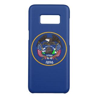 Capa Case-Mate Samsung Galaxy S8 Caixa da galáxia S8 de Samsung com bandeira de Utá