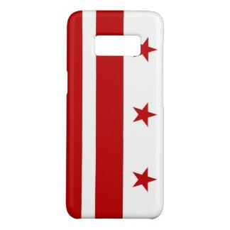 Capa Case-Mate Samsung Galaxy S8 Caixa da galáxia S8 de Samsung com bandeira do