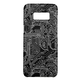 Capa Case-Mate Samsung Galaxy S8 Caixa da galáxia S8 de Samsung do conselho de