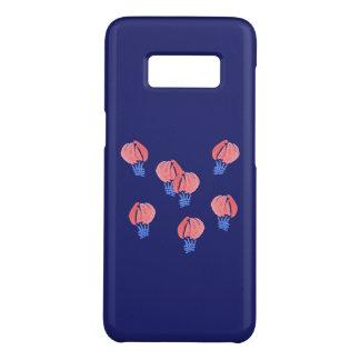 Capa Case-Mate Samsung Galaxy S8 Caixa da galáxia S8 de Samsung dos balões de ar