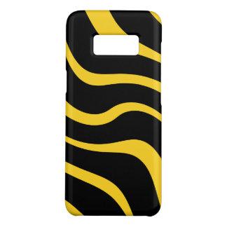 """Capa Case-Mate Samsung Galaxy S8 Caixa """"Kenya"""" da galáxia S 8 de Samsung - amarelo"""