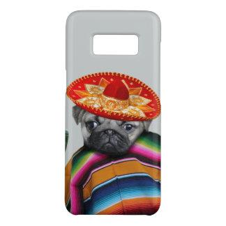 Capa Case-Mate Samsung Galaxy S8 Caixa mexicana da galáxia s8 de Samsung do cão do