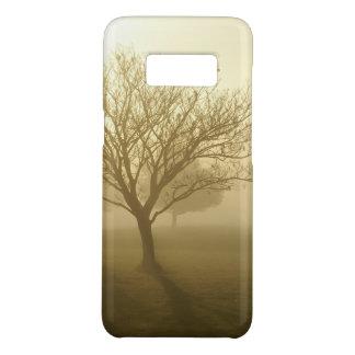 Capa Case-Mate Samsung Galaxy S8 Caixa nevoenta da galáxia S5 de Samsung da árvore