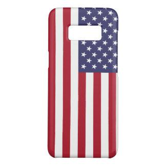 Capa Case-Mate Samsung Galaxy S8 Caixa patriótica da galáxia S8 de Samsung com a