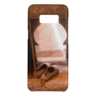 Capa Case-Mate Samsung Galaxy S8 Calçados marroquinos na janela