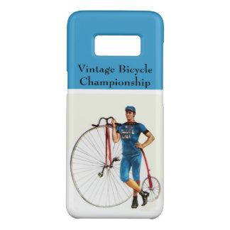 Capa Case-Mate Samsung Galaxy S8 Campeonato da bicicleta do vintage