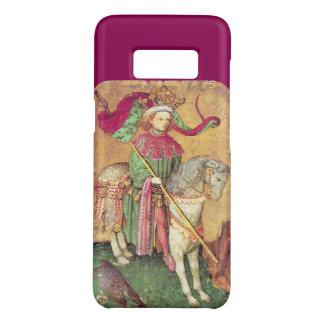 Capa Case-Mate Samsung Galaxy S8 Cartões de corte antigos de Tarots /German/rei dos