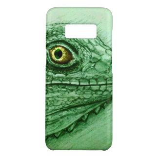 Capa Case-Mate Samsung Galaxy S8 Caso do vintage da galáxia de Samsung - iguana