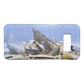 Capa Case-Mate Samsung Galaxy S8 CASPAR DAVID FRIEDRICH - o mar do gelo 1824