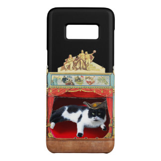 CAPA Case-Mate SAMSUNG GALAXY S8 CAT DO TEATRO DO MASCARADA DO CARNAVAL