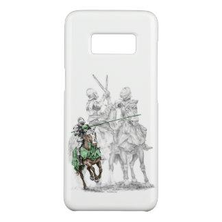 Capa Case-Mate Samsung Galaxy S8 Cavaleiros medievais do renascimento