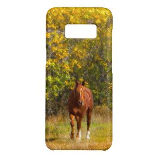 Capa Case-Mate Samsung Galaxy S8 Cavalo do outono