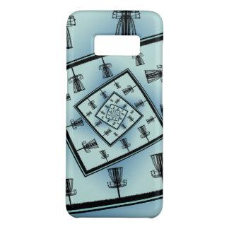 Capa Case-Mate Samsung Galaxy S8 Cestas de giro do golfe do disco