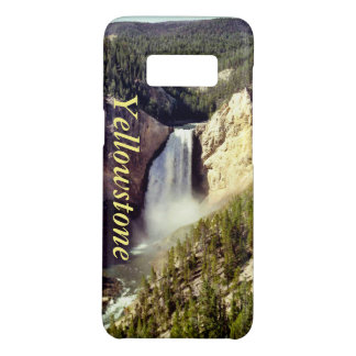 Capa Case-Mate Samsung Galaxy S8 Cobrir do telefone de Yellowstone, Wyoming