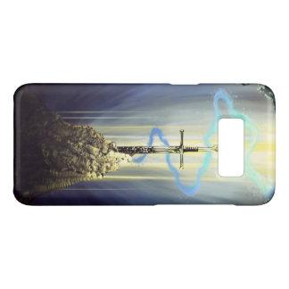 Capa Case-Mate Samsung Galaxy S8 Cobrir traseiro da espada da fantasia