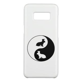 Capa Case-Mate Samsung Galaxy S8 Coelhos de Yin Yang