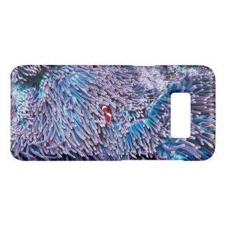 Capa Case-Mate Samsung Galaxy S8 Coral tropical de incandescência vibrante do mar