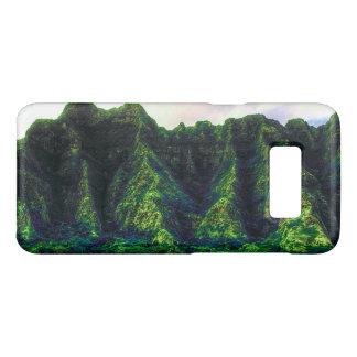 Capa Case-Mate Samsung Galaxy S8 Cordilheira tropical havaiana