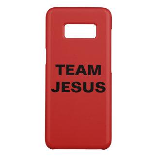 "Capa Case-Mate Samsung Galaxy S8 Da ""caixa da galáxia S8 de Jesus"" Samsung equipe"
