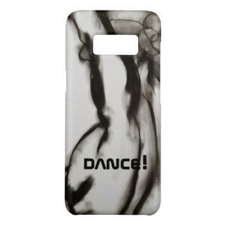 Capa Case-Mate Samsung Galaxy S8 Dança! Expressões do telefone