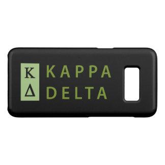 Capa Case-Mate Samsung Galaxy S8 Delta do Kappa empilhado