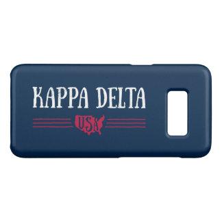 Capa Case-Mate Samsung Galaxy S8 Delta EUA do Kappa