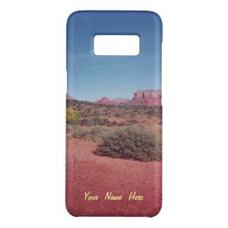 Capa Case-Mate Samsung Galaxy S8 Deserto Vista personalizado