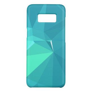 Capa Case-Mate Samsung Galaxy S8 Design abstrato & limpo de Geo - coroa do falcão