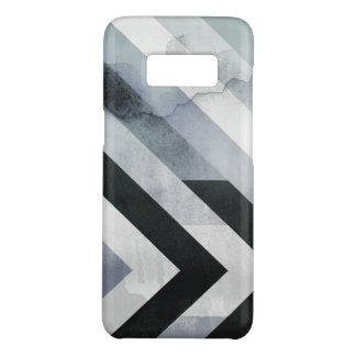 Capa Case-Mate Samsung Galaxy S8 Design afligido geométrico masculino do preto &