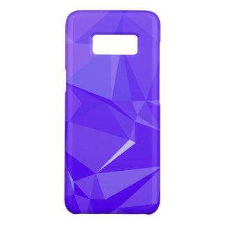 Capa Case-Mate Samsung Galaxy S8 Design geométrico abstrato de LoveGeo - beringela