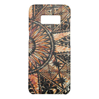 Capa Case-Mate Samsung Galaxy S8 Do Tapa havaiano primitivo do tatuagem de Kapa