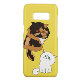 Capa Case-Mate Samsung Galaxy S8 Dois gatos