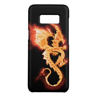 Capa Case-Mate Samsung Galaxy S8 dragão do fogo