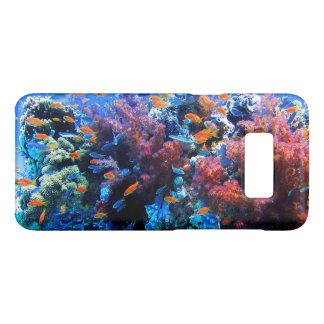 Capa Case-Mate Samsung Galaxy S8 Ecossistema subaquático tropical