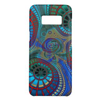 Capa Case-Mate Samsung Galaxy S8 Espirais abstratas