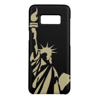 Capa Case-Mate Samsung Galaxy S8 Estátua da liberdade - patriótica